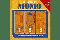 Momo - Momo-3-Cd Hörspielbox - (CD)