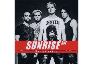 Sunrise Avenue - Out Of Style - (CD)