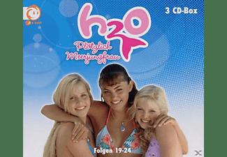 H2o-plötzlich Meerjungfrau! - H2o/Boxset 4! 19-24  - (CD)