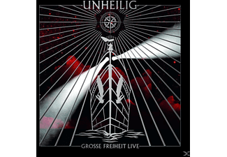 Unheilig - GROSSE FREIHEIT LIVE (ENHANCED)  - (CD)