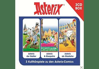 Asterix - Asterix-3-CD Hörspielbox Volume 1 [CD]