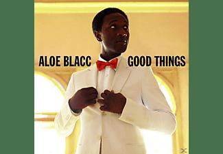 Aloe Blacc - Good Things  - (CD)