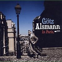 Götz Alsmann - IN PARIS [CD]