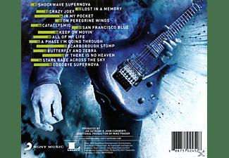 Joe Satriani - Shockwave Supernova  - (CD)