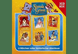 Simsalagrimm - Simsalagrimm 3-Cd Hörspielbox Vol.4  - (CD)