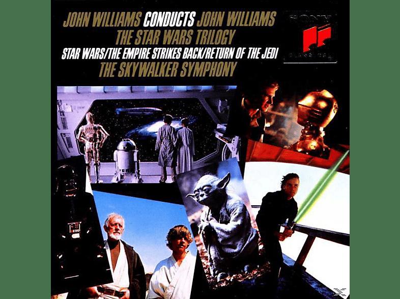 John Williams - John Williams Conducts John Williams [CD]