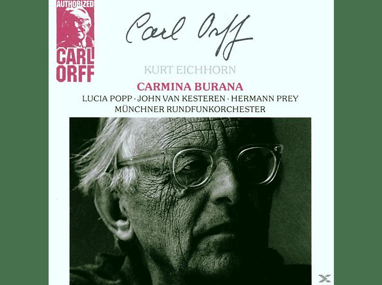 Kurt Eichhorn - Carmina Burana [CD]