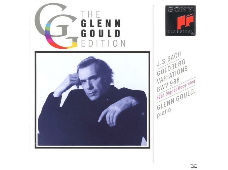 Glenn Gould - Goldberg Variations, Bwv 988 (1981 Recording) [CD]