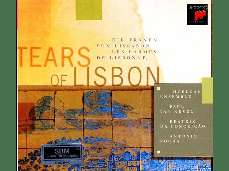 Paul Van Nevel / Huelgas Ensemble - Tears Of Lisbon-Portugese Fado [CD]