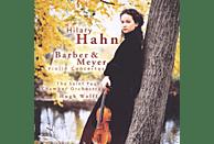 Hilary Hahn - Barber, Meyer: Violin Concertos [CD]