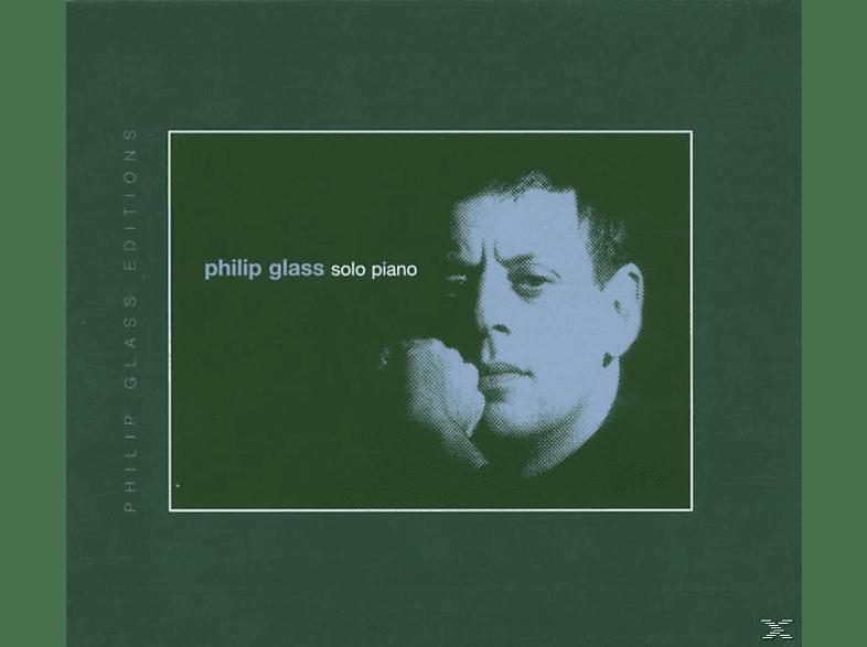 Philip Glass - Solo Piano [CD]