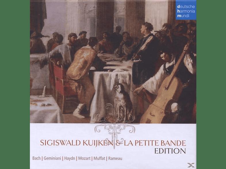 Sigiswald Kuijken, Sigiswald/la Petite Bande Kuijken - Sigiswald Kuijken+La Petite Bande Edition [CD]