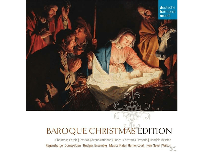 VARIOUS - Baroque Christmas Edition [CD]