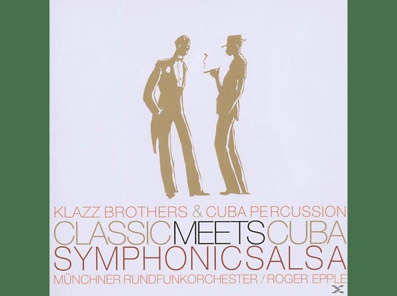 Klazz Brothers - Classic Meets Cuba-Symphonic Salsa [CD]