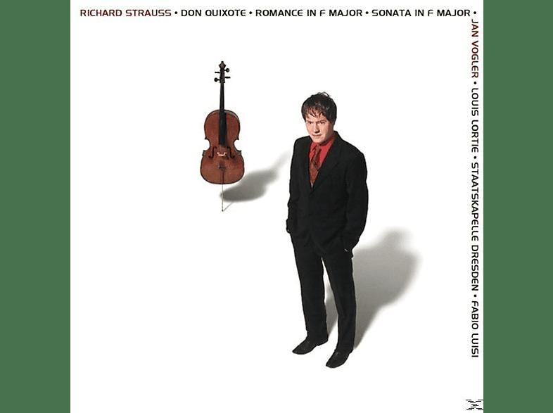 Jan Vogler - Romanze-Don Quixote-Sonate In F-Dur [CD]