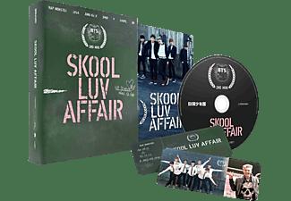 BTS - Skool Luv Affair  - (CD)
