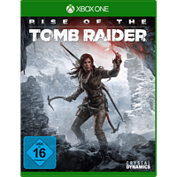 Rise of the Tomb Raider [Xbox One]