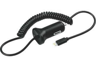 ISY ICC-3100 Kfz-Ladegerät Apple, Schwarz