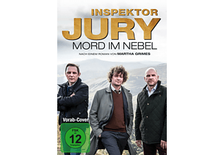 Inspektor Jury - Mord im Nebel DVD