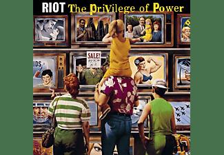 Riot - The Privilege Of Power  - (Vinyl)