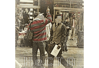 Hecta - The Diet (Vinyl) - (LP + Download)