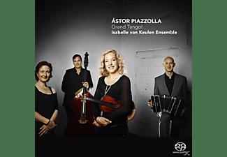 Isabelle Van Keulen Ensemble - Grand Tango!  - (SACD Hybrid)