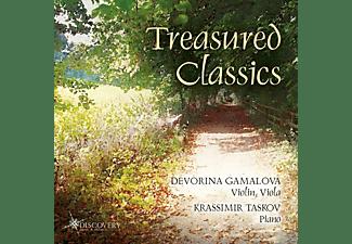Devorina Gamalova - Treasured Classics  - (CD)