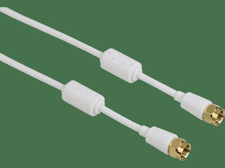 HAMA Flexi-Slim SAT-Anschlusskabel