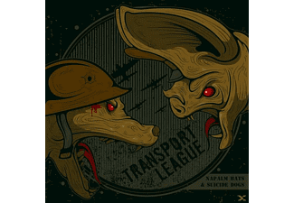 Transport League - Napalm Bats & Suicide Dogs (Digipak)  - (CD)