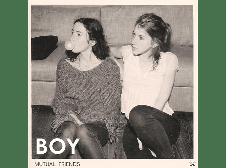 The Boy - Mutual Friends [CD]
