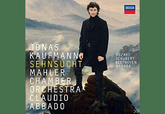 Jonas Kaufmann, Kaufmann,Jonas/Abbado,Claudio/Mahler CO - Sehnsucht  - (CD)