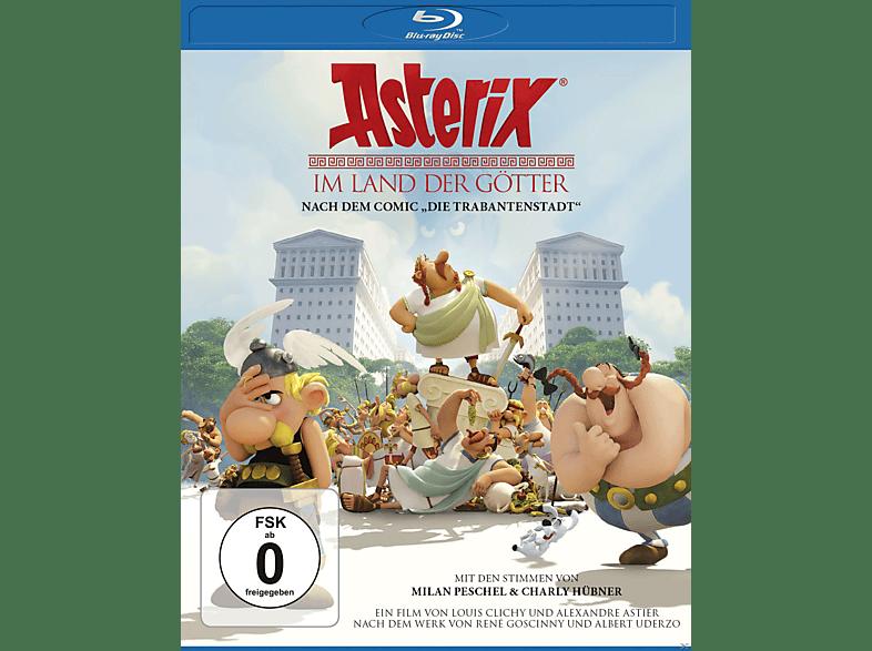Asterix im Land der Götter [Blu-ray]