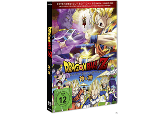 Dragonball Z-the Movie: Kampf der Götter DVD