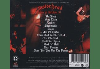 Motörhead - Live At Brixton  - (CD)