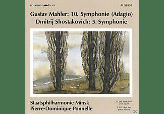 Ponnelle Pierre-D. - Symphonies  - (CD)