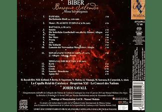 Jordi Savall, VARIOUS, La Capella Reial De Catalunya - Missa Salisburgensis  - (SACD Hybrid)