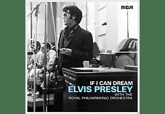 Elvis Presley, Royal Philharmonic Orchestra - If I Can Dream: Elvis Presley With The Royal Philh  - (Vinyl)