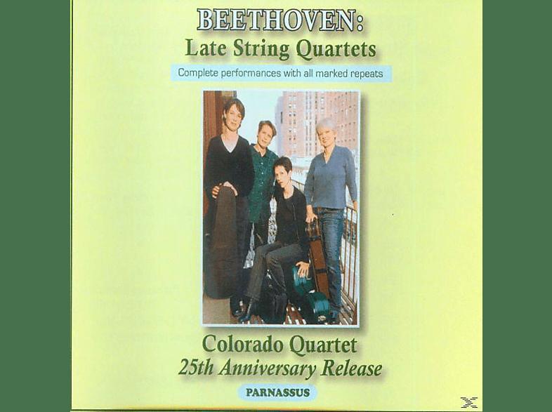 Colorado Quartet - Late String Quartets [CD]