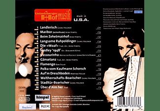 Unterbiberger Hofmusik - Made In U.S.A.  - (CD)