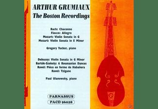 Arthur Grumiaux - Grumiaux-The Boston Recordings  - (CD)