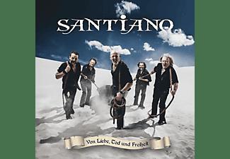 Santiano - Von Liebe, Tod Und Freiheit  - (CD)