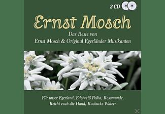 Ernst/original Egerländer Musikanten Mosch - Das Beste von Ernst Mosch  - (CD)