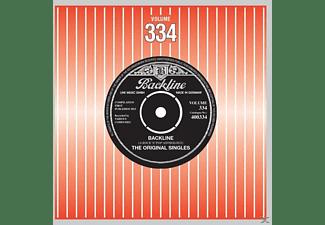 VARIOUS - Backline - Vol.334  - (CD)