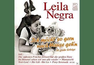 Leila Negra - Ich Möcht' So Gern Nach Hause Geh'n-50 Erfolge  - (CD)