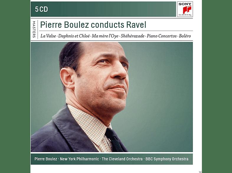 Pierre Boulez - Pierre Boulez Conducts Ravel [CD]