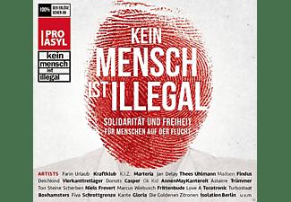 VARIOUS - Kein Mensch Ist Illegal  - (CD)
