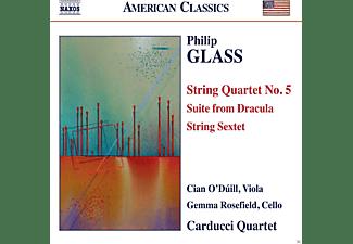 Carducci String Quartet - Streichquartett 5  - (CD)