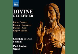 Paul Jacobs, Christine Brewer - Divine Redeemer  - (CD)