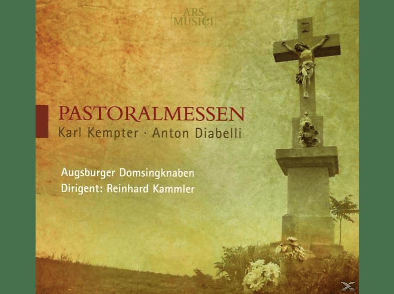 Augsburger Domsingknaben/Kammler - Pastoralmessen [CD]
