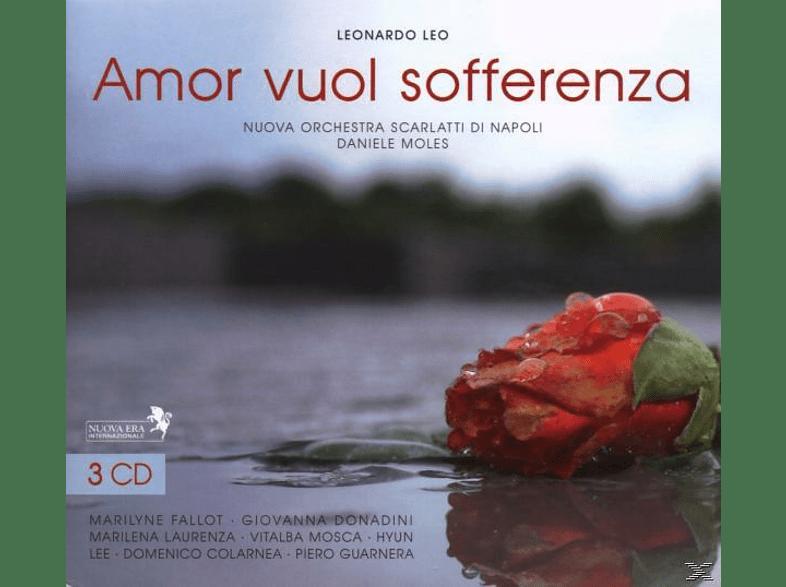 Orchestra Scarlatti Di Napoli - Amor Vuol Sofferenza [CD]